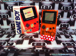 www.nintendo-collection.com - Gameboy Color Yedigun edition Turc Turkish