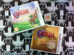www.Nintendo-Collection.com - Mon jeu Zedla Ocarina of Time 3D pour 3DS