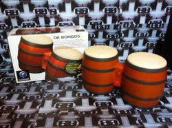 www.nintendo-collection.com - Gamecube DK Bongos European Europeen
