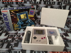 www.nintendo-collection.com - Gameboy GB Pack Tetris Grey Gris classic - 02