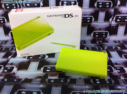 www.nintendo-collection.com - DS Lite KWi Verte Green