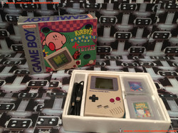 www.nintendo-collection.com - Gameboy GB Pack Kirby's Pinball - 02