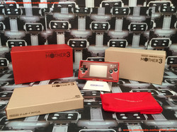 www.nintendo-collection.com - Gameboy Advance GBA Micro Mother 3 Limited edition Japan Japanese Japo