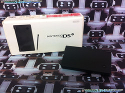 www.nintendo-collection.com -  Nintendo Dsi Black Noire european version europe