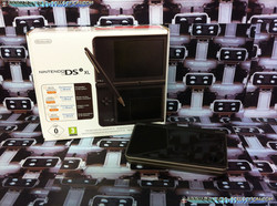 www.nintendo-collection.com - Nintendo Dsi XL Brown Marron european version europe