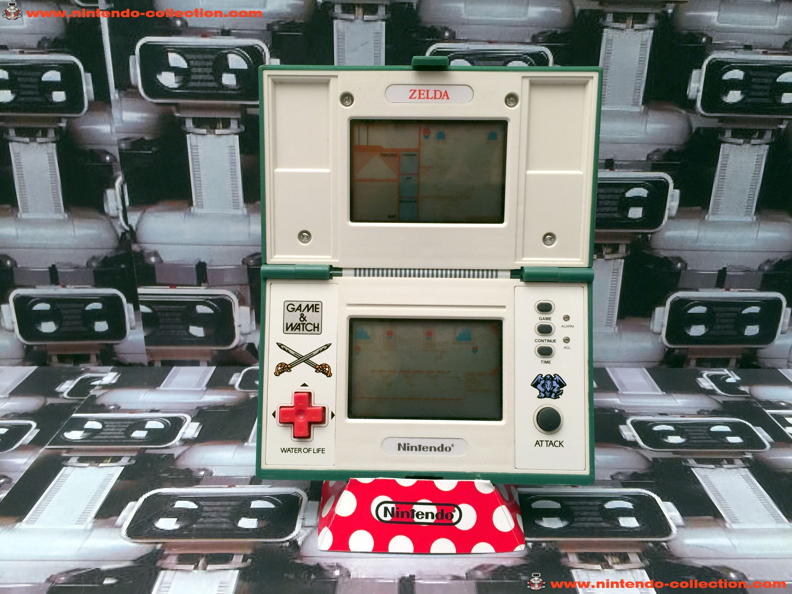 www.nintendo-collection.com - Game & Watch Zelda - 02