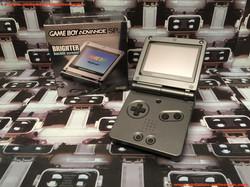 www.nintendo-collection.com - Gameboy Advance GBA SP Onyx Black Onyx Noir edition Hong Kong - 03