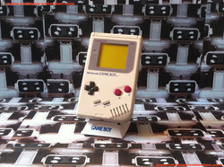 www.nintendo-collection.com - Gameboy Grey Gris Classic