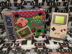 www.nintendo-collection.com - Gameboy GB Pack Kirby's Pinball - 01