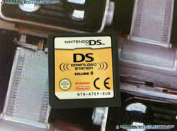 www.nintendo-collection.com - Demo DS 3 DS - Not For Resale - Europe Download Station Volume 5