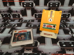 www.nintendo-collection.com - Family computer Famicom Disk System Jeux Game Galaxy Odyssey