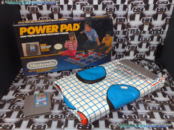 www.nintendo-collection.com - Nintendo NES Power Pad - Accessoire en boite US - Accesory in box US