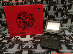 www.nintendo-collection.com - Gameboy Advance GBA SP Ique Dragon Limited Edition Nintendo Hong Kong