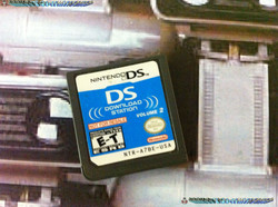 www.nintendo-collection.com - Demo DS 3 DS - Not For Resale - US Downlaod Station Volume 2