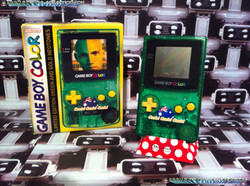 www.nintendo-collection.com - Gameboy Color Ozzie Ozzie Ozzie edition Australian Australie