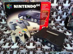 www.nintendo-collection.com - Nintendo 64 N64 GIG version