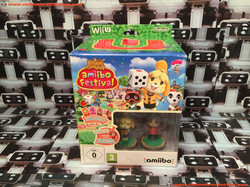 www.nintendo-collection.com - Wii U Game Jeu Collector Animal Crossing Amiibo Festival - 02