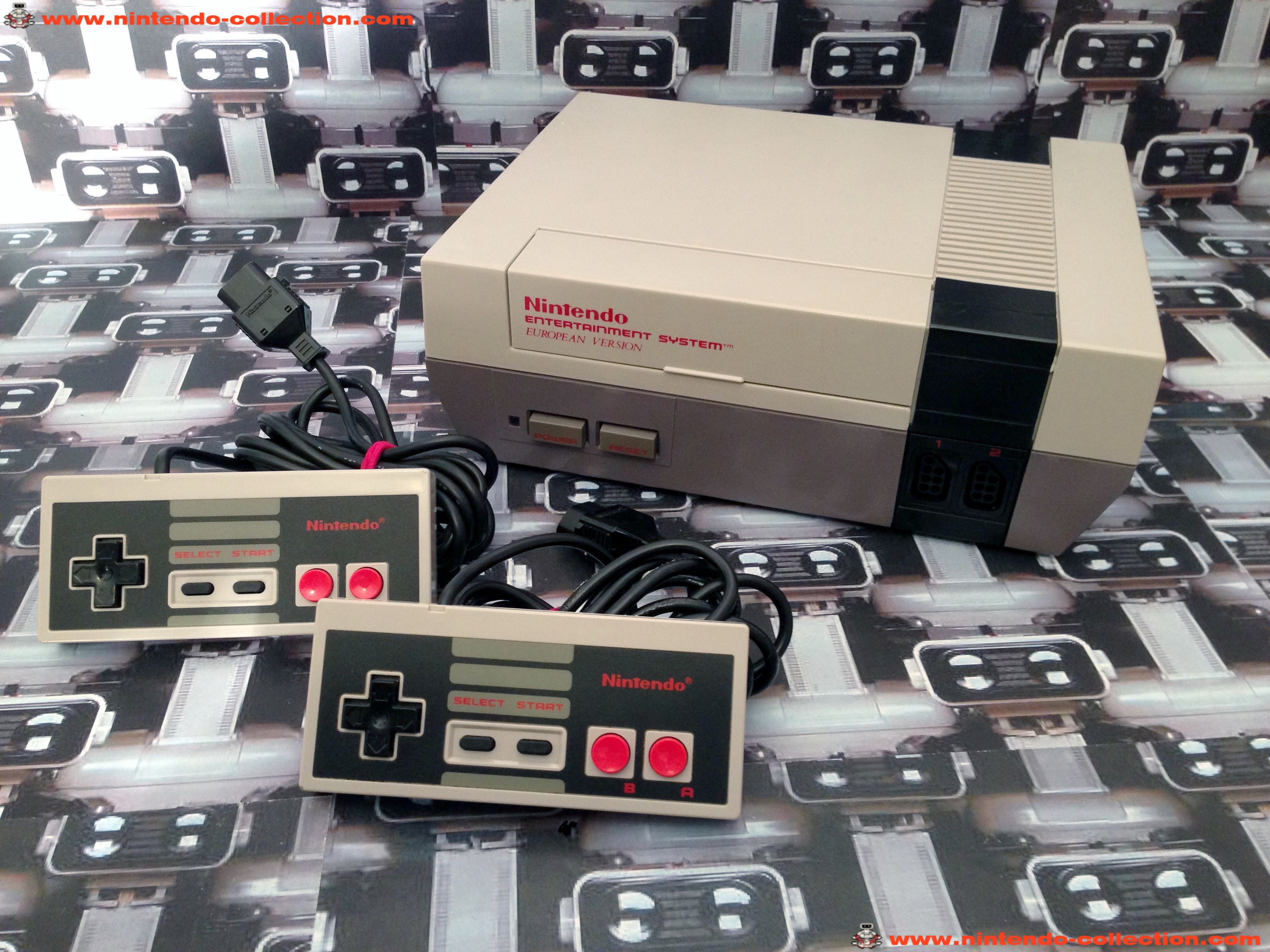 www.nintendo-collection.com - NES European Version - 01