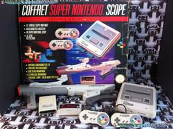 www.nintendo-collection.com - Super Nintendo Super Famicom Super Nes Pack Nintendo Scope