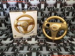 www.nintendo-collection.com - Wii Wheel Gold Or Club Nintendo Limited Edition Japan version - 02