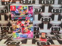 www.nintendo-collection.com - Nintendo Switch Jeux Game Mario Kart 8 Deluxe