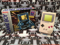 www.nintendo-collection.com - Gameboy GB Pack Tetris Grey Gris classic - 01