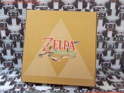 www.nintendo-collection.com - Gameboy Advance GBA SP Pack collector Zelda The Minsih Cap - Club nint