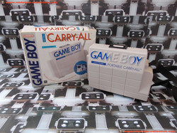 www.nintendo-collection.com - Gameboy Asciiware Portable Carry-All Case Sacoche Malette