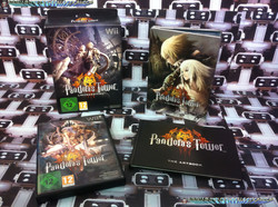 www.nintendo-collection.com - Pandora s Tower Limited Edition - Collector - edition limitee  - Jeu w