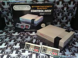 www.nintendo-collection.com - Nintendo NES Control Deck Euro Version 2