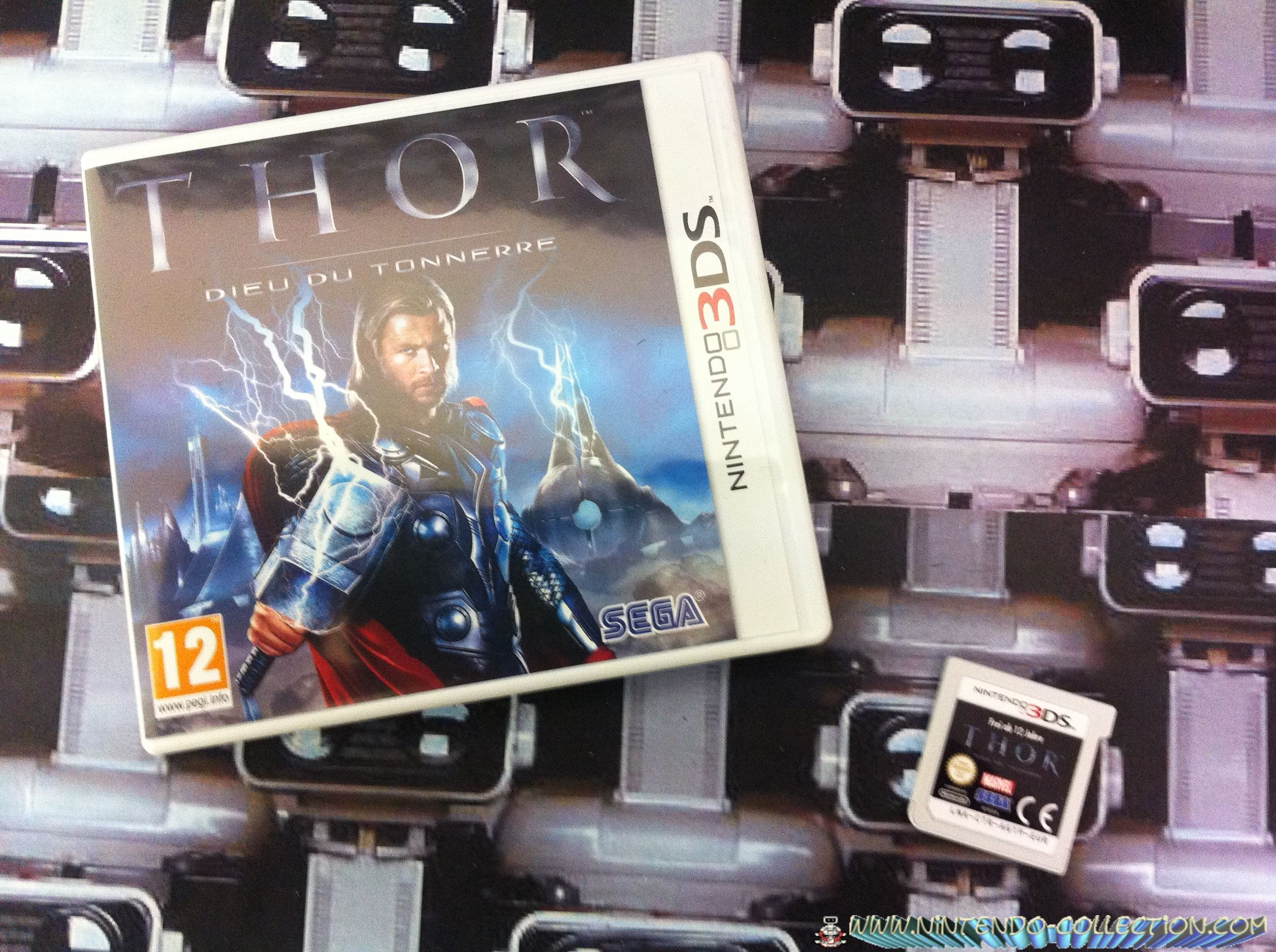 www.nintendo-collection.com - Thor 3DS