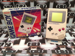 www.nintendo-collection.com - Gameboy GB Pack Red Boite rouge