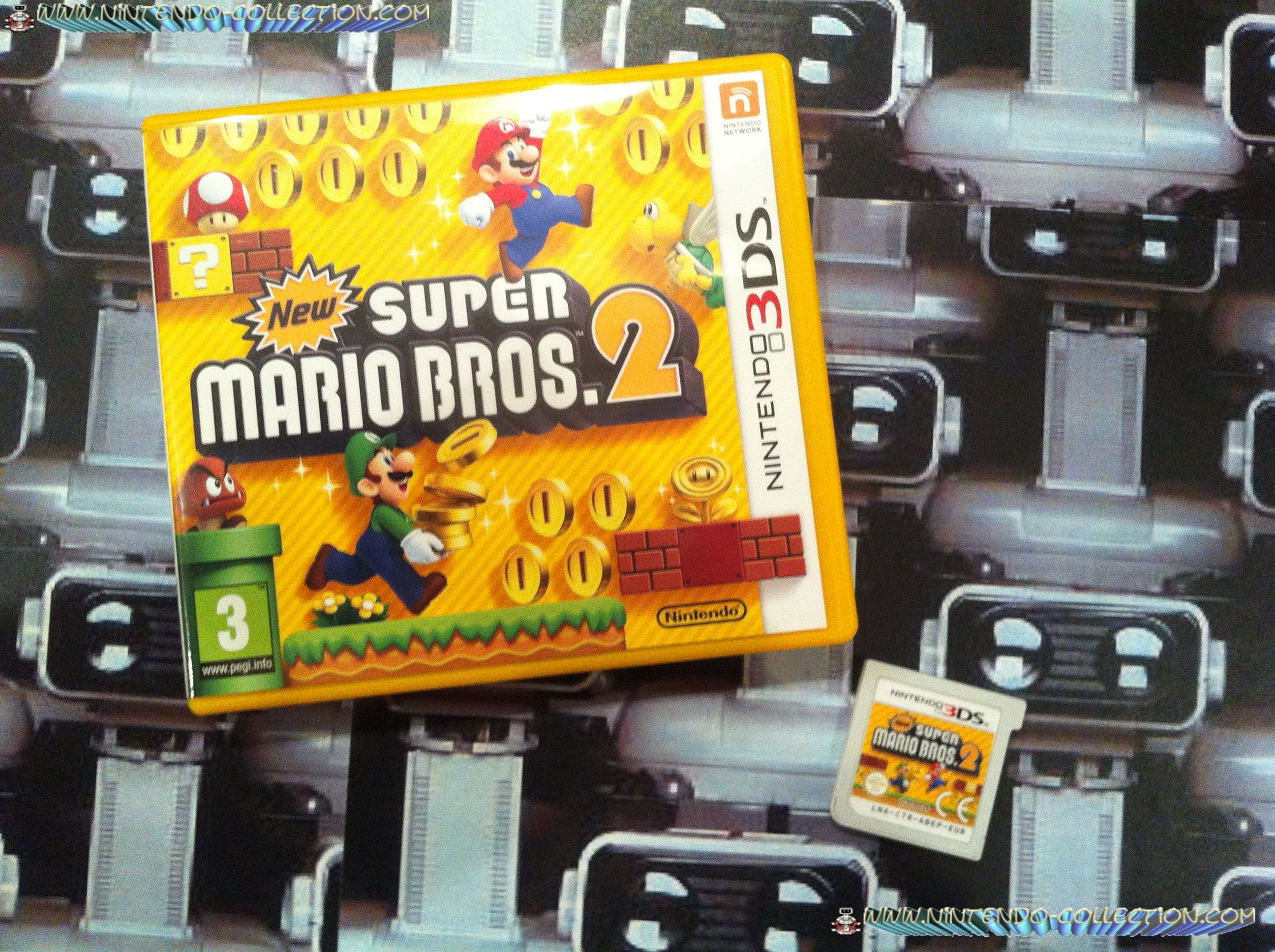 www.nintendo-collection.com - New super Mario Bros 2 - Nintendo 3DS