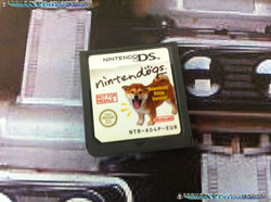 www.nintendo-collection.com - Demo DS 3DS - Not For Resale - Europe Nintendogs Download Relay Versio
