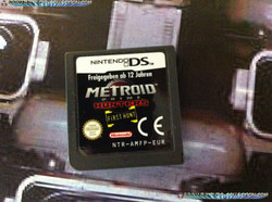 www.nintendo-collection.com - Demo DS 3 DS - Not For Resale - Metroid Prime Hunters