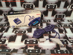 www.nintendo-collection.com - Gamecube Gameboy Advance GBA Cable Link
