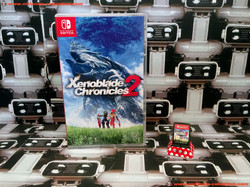 www.nintendo-collection.com - Nintendo Switch Jeux Xenoblades Chronicles 2