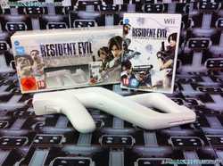 www.nintendo-collection.com - Wii Resident Evil The dark Side Chronicles Limited Edition