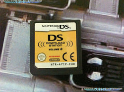 www.nintendo-collection.com - Demo DS 3 DS - Not For Resale - Europe Download Station Volume 8