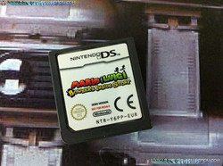 www.nintendo-collection.com - Demo DS 3 DS - Not For Resale - Mario and luigi Bowser s Inside Story