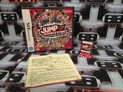 www.nintendo-collection.com - Nintendo DS Jeux Game Jump Ultimate Stars Japan
