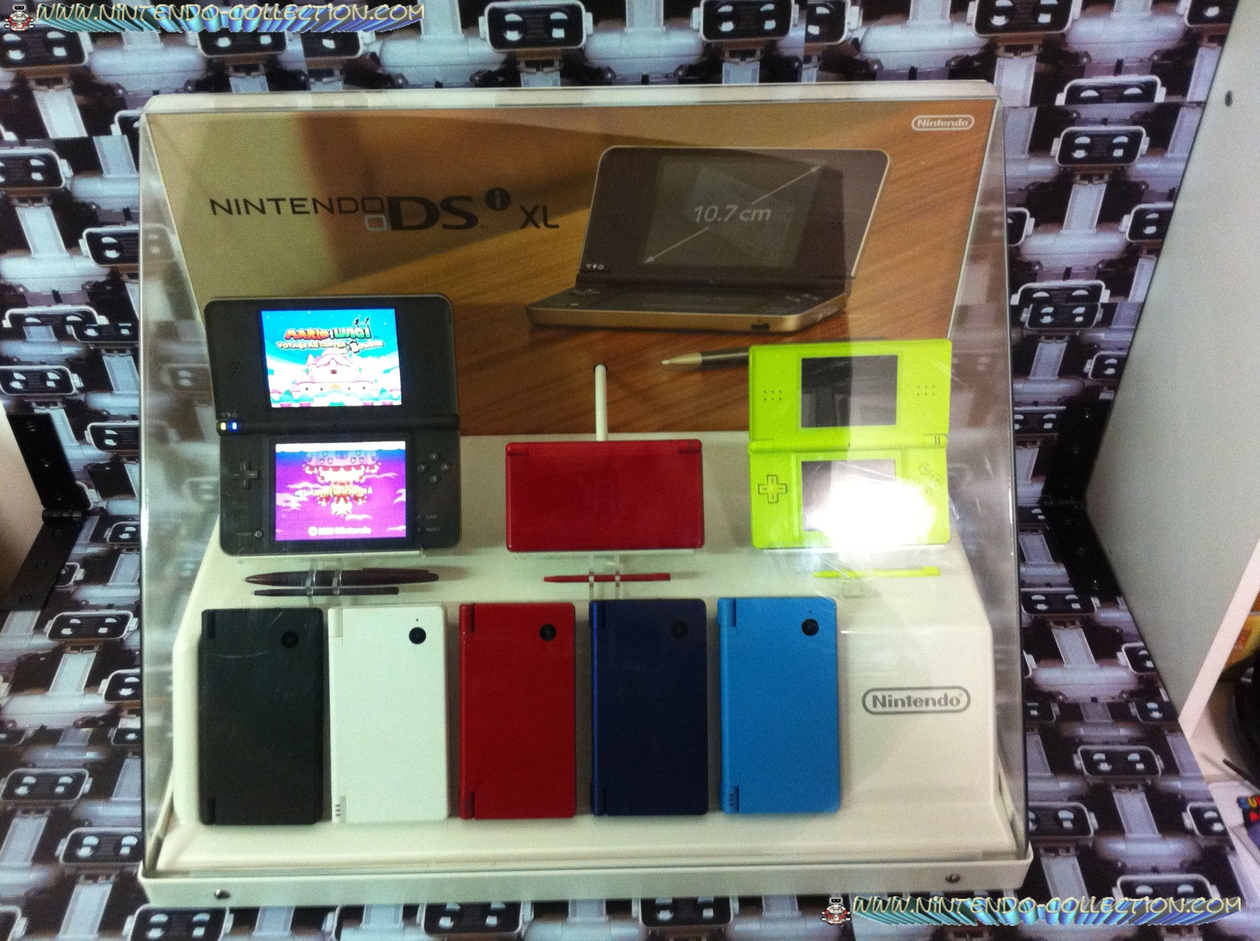 www.nintendo-collection.com - Vitrine Nintendo  DSi - 3