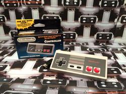 www.nintendo-collection.com - Nintendo Classic Mini Controller Manette Nes Nintendo Entertainment sy