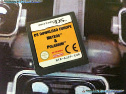 www.nintendo-collection.com - Demo DS 3 DS - Not For Resale - DS Download Europe Metos & Polarium