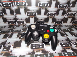 www.nintendo-collection.com - Gamecube controller manette noir black