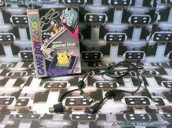 www.nintendo-collection.com - Gameboy Color Accessory Accessoire Cable Link Game Link