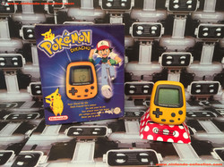 www.nintendo-collection.com - Mini Nintendo Pocket Pikachu