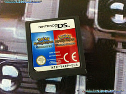 www.nintendo-collection.com - Demo DS 3 DS - Not For Resale - Pokemon Mystery dungeon - Pokemon donj