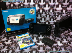 www.nintendo-collection.com - Wii U Pack Premium - NintendoLand