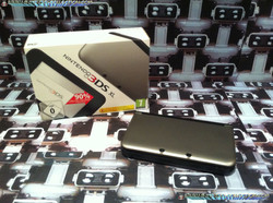 www.nintendo-collection.com - Nintendo 3DS XL LL Gris Grey